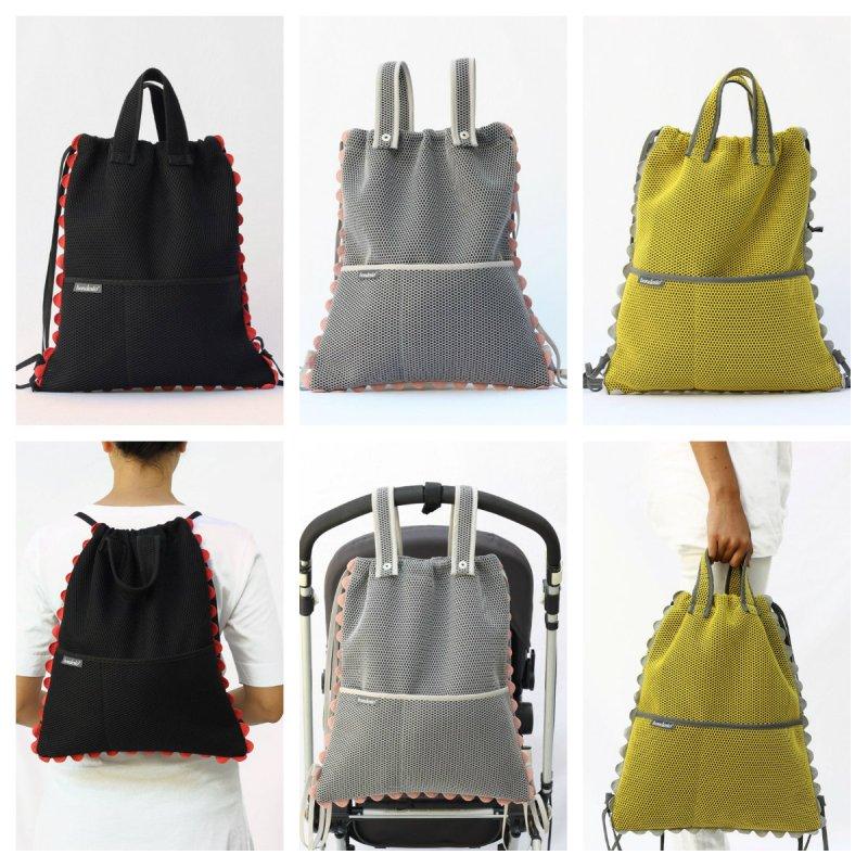 encuentra mochila hecha a mano mochila para silla de bebe o mochila mujer en nuestra tienda de bolsos y lucete con un bolso hecho a mano asi son las mochilas brisa