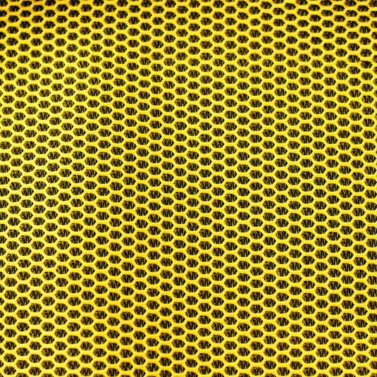 Tejido Brisa transpirable amarillo ideal para bolsos mujer y alpargatas