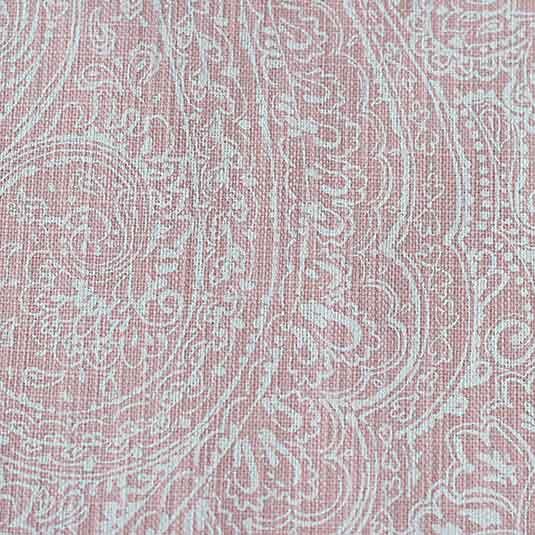 Tejido lino cachemir rosa de Bondesiobebe