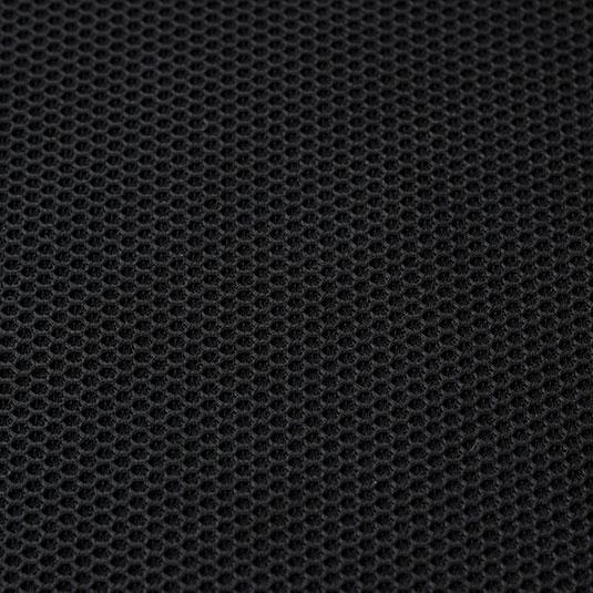 Tejido Brisa transpirable negro para bolso negro bandolera