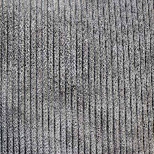 Tejido pana gris de Bondesiobebe