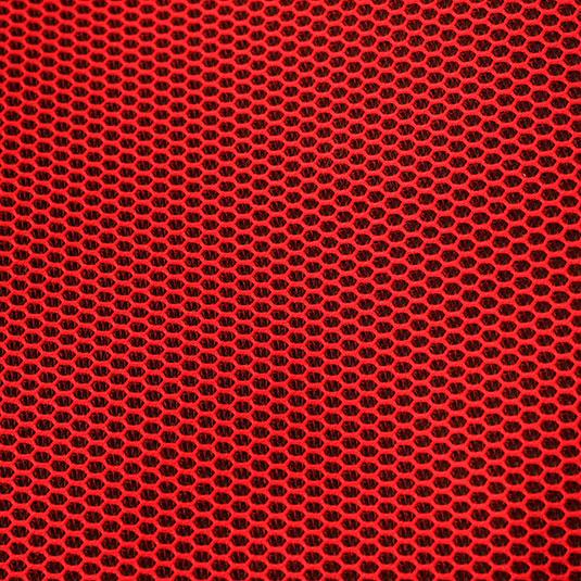 tejido Brisa transpirable rojo