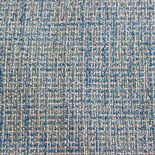 Tejido tweed azul de Bondesiobebe