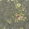 Tejido vintage flor gris de Bondesiobebe