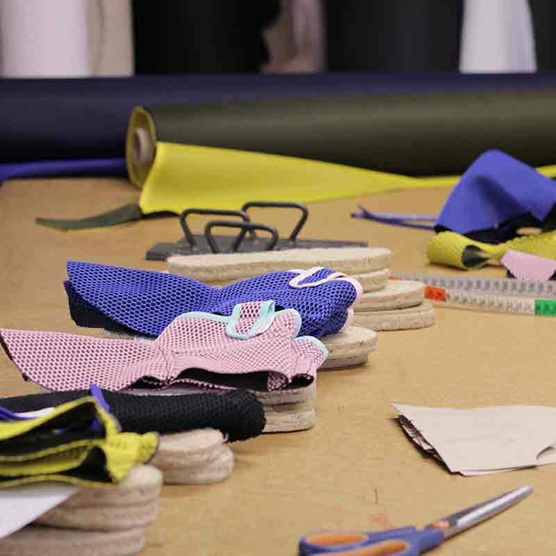 Confección artesanal de botas transpirables Bondesio