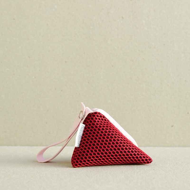 Portachupetes Brisa rojo de Bondesiobebe