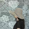 Pamela Brisa beige diseño propio confeccionado en tejido transpirable