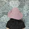 Pamela Brisa rosa diseño propio confeccionado en tejido transpirable