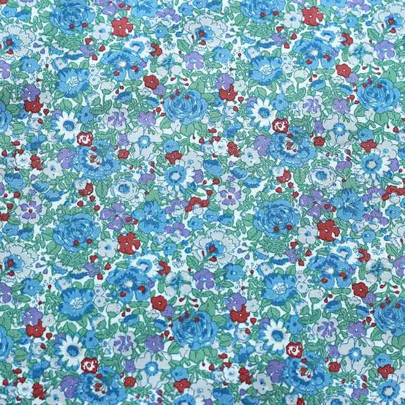 Algo más en nuestros nateriales son ideales para el verano así es el liberty flor