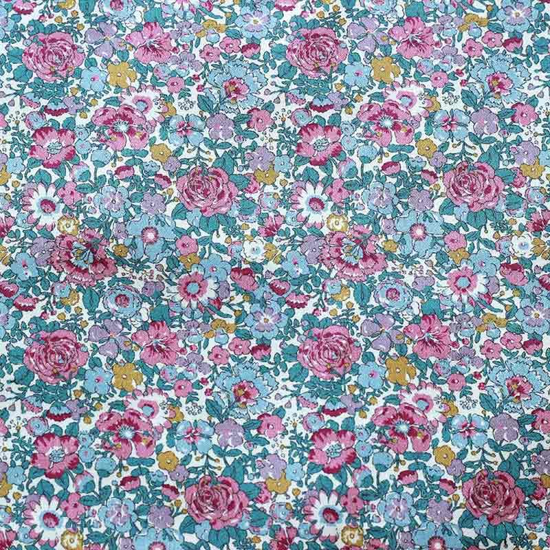 Liberty flor rosa de Bondesio FW 17/18 ideal para saco de verano para silla de paseo