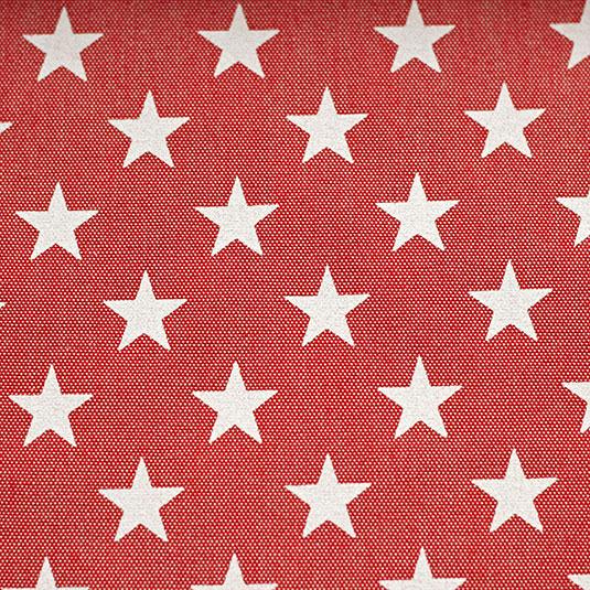 Loneta estrellas roja Bondesiobebe
