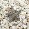 Pin Estrella Brisa beige Bondesio