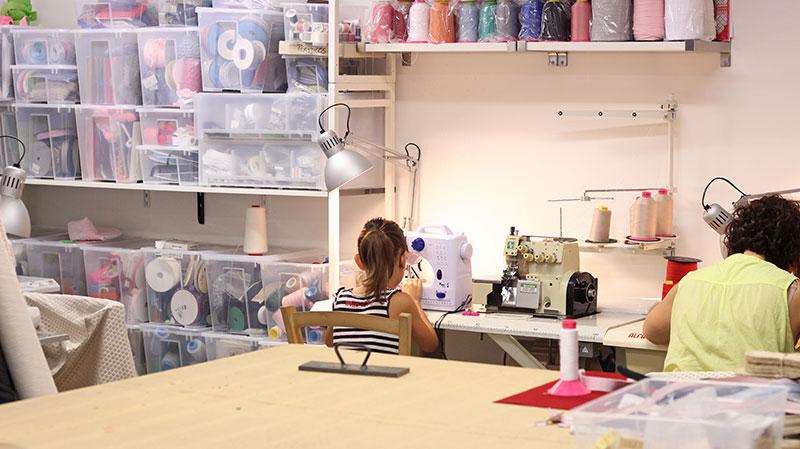 Bondesio taller de confección artesanal para bebes