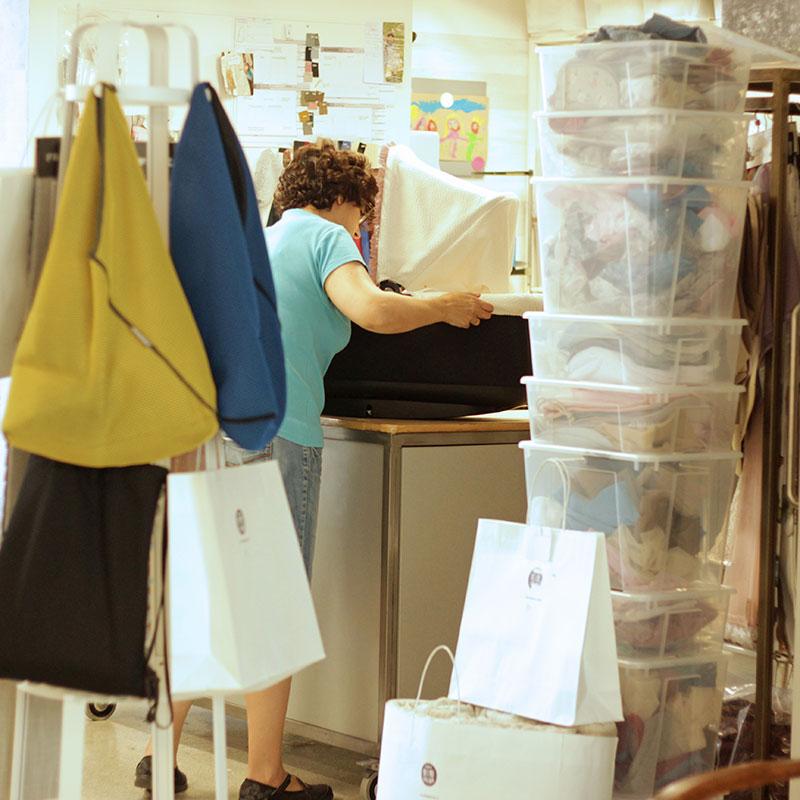 Bondesio taller de confección artesanal