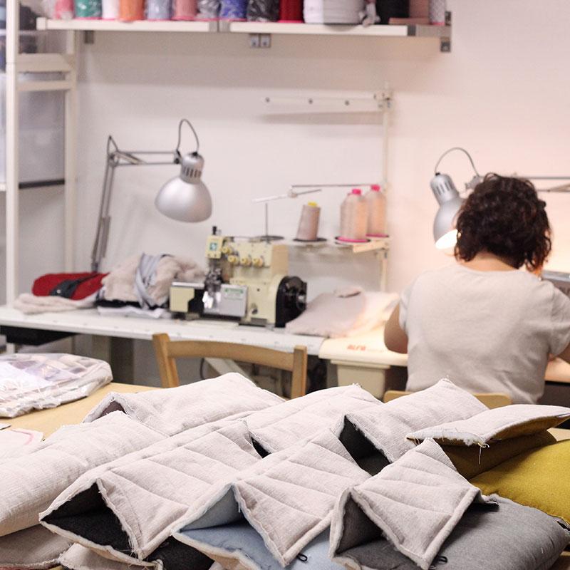 Bondesio taller de confección artesanal para el bebé