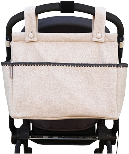 bolso carrito bebé