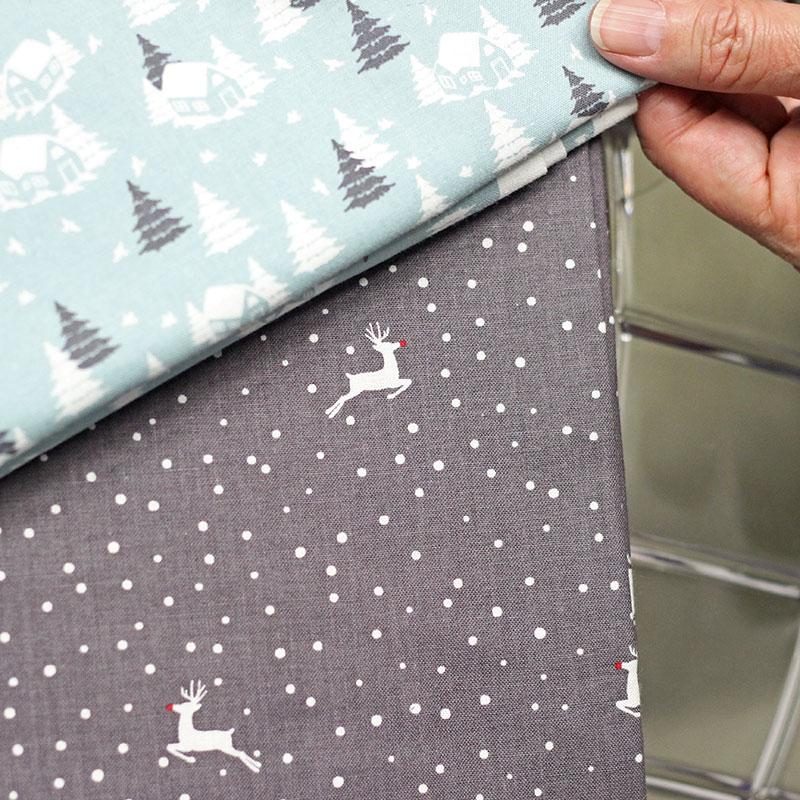 tejidos para una navidad Bondesio