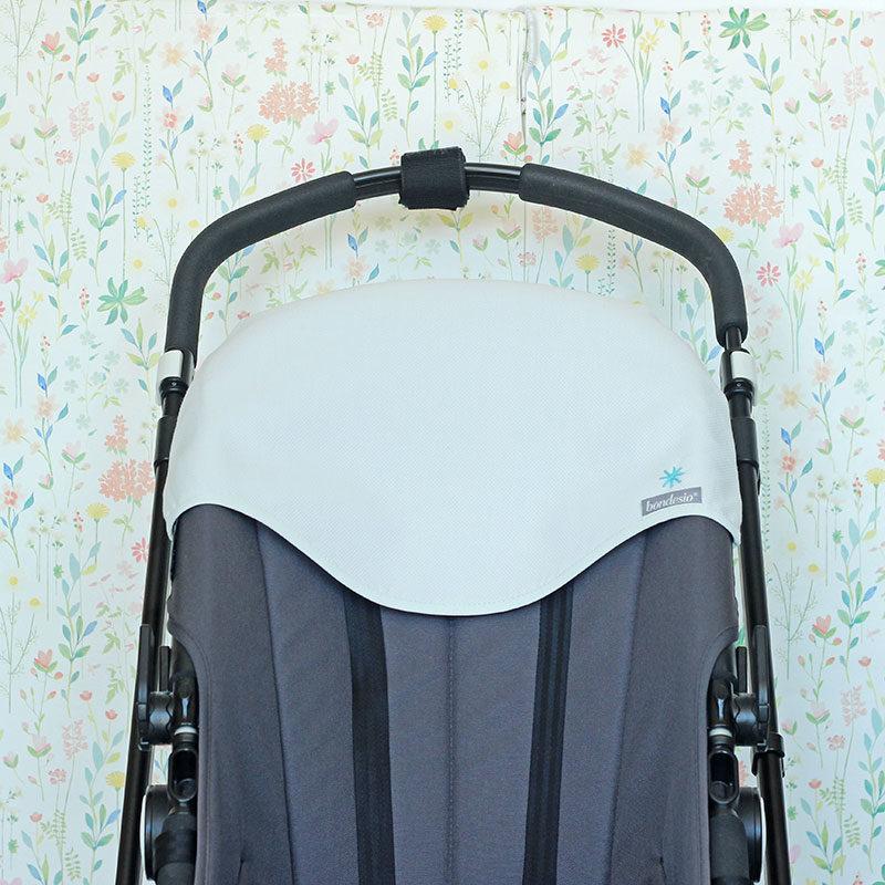 Protectores cabeza para silla de bebe diseñados por Bondesio