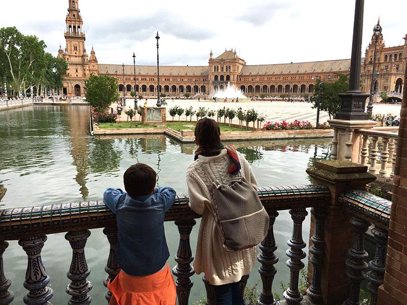 Mochila Brisa Bondesio en Sevilla