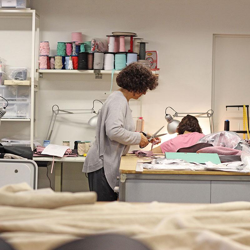 Bondesio taller de confeccion artesanal