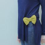 Lazo brisa amarillo de Bondesio