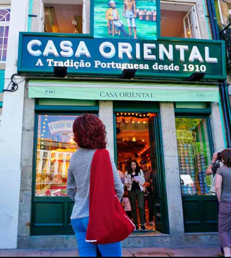 Bolso Origami rojo de Bondesio en Oporto