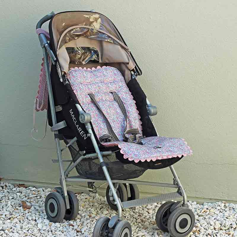 funda silla paseo de verano para carrito de bebe fundas maclaren