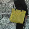 Hand Bag Brisa amarillo de Bondesio