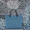 Hand Bag Brisa azul de Bondesio