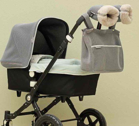 Coordinado bebe diseñado y confeccionado por Bondesio