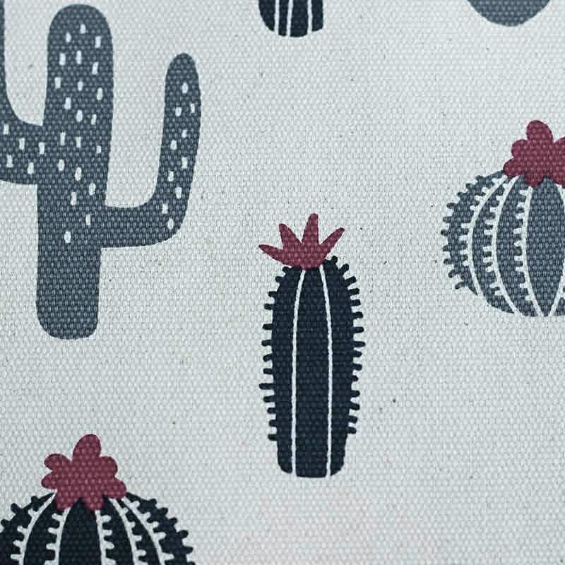 Cactus algodón temático FW 17/18 de Bondesio