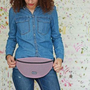 bolso riñonera transpirable lavable