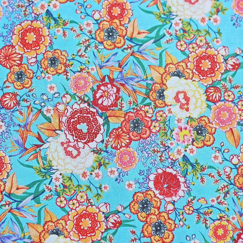 tejido flores