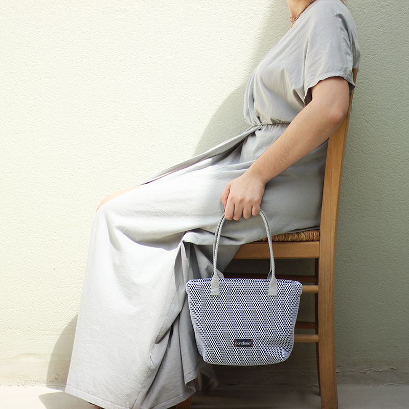 bolso blanco lavable