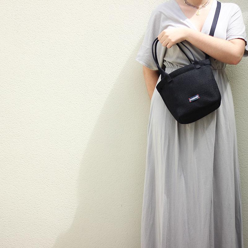 bolso bandolera negro lavable