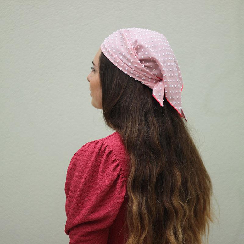 pañuelo rosa