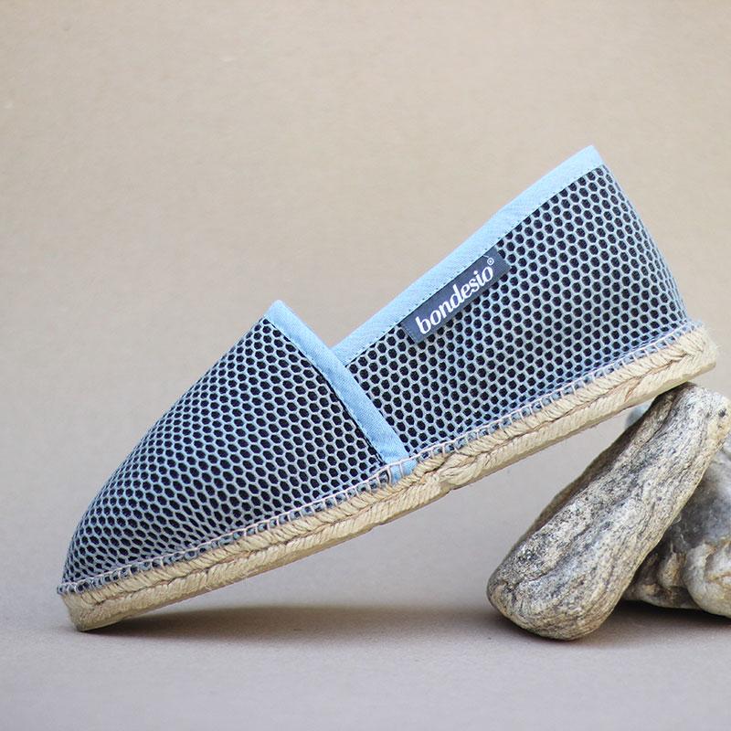 alpargata azul
