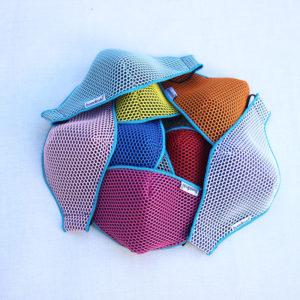 mascarillas de tela lavables